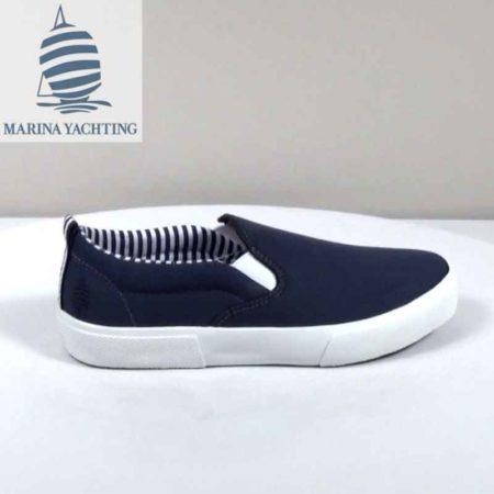 Γυναικείο Slippers Marina Yachting Ύφασμα Μπλε H1811.619-37.P