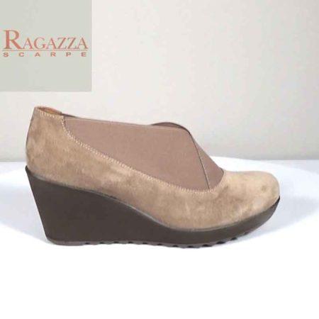 Γυναικεία Πλατφόρμα Ragazza Καστόρι-λάστιχο Πούρο G241.0900.KL Ύψος τακουνιού 7cm