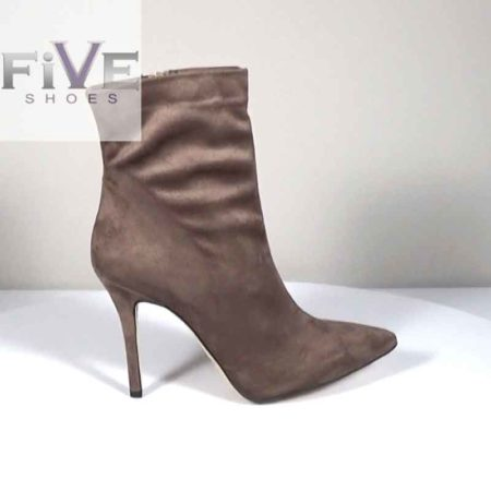 Γυναικείο Μποτάκι Five Shoes Alcadara Πούρο G721.3502.AL Ύψος τακουνιού 10cm